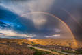 rio, grande, rainbow, big, bend, national, park, texas, usa, full, river, border, mexico, sierra, del, carmen, mountains,