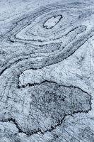Glacier Curves