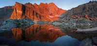 Chasm Lake Reflection