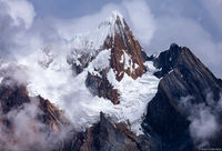 Huayhuash Peak print