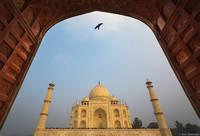 Taj Mahal print