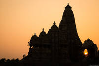 Lakshama Temple print