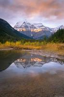 Mount Robson print