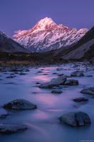 Mount Cook Dusk