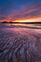 Grand Prismatic Sunset print