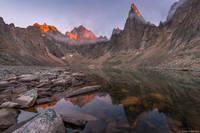 Yukon Sunrise print