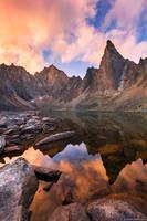 Yukon Sunset print