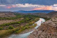 Rio Grande Overlook print