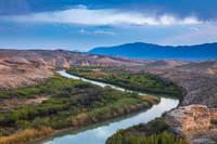 Rio Grand River print