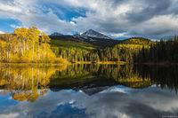 Woods Lake Autumn print