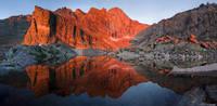 Chasm Lake Reflection print