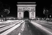 Arch de Triumph print