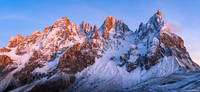 Pale di San Martino Group print