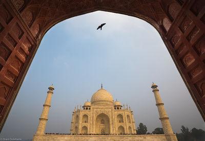 taj, mahal, famous, agra, india, structures, world, mausoleum, emperor, shah, jahan, mughal, architecture