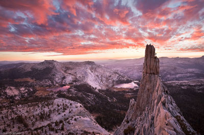 climbers, eichorn, rappelling, yosemite, national park, california, usa, cathedral peak, jules eichorn, popular, climbin