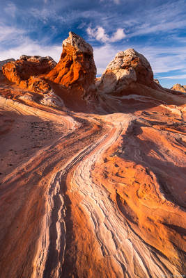 white, pocket, vermillion, cliffs, arizona, national, monument, USA, sandstone, wilderness, famous, neighbor, the wave,