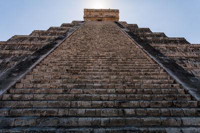 chichen itza, yucatan, mexico, temple of kukulan, historic, structure, el castillo, equinox
