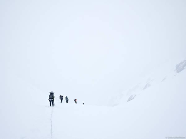 descending, cerro, castillo, national, reserve, chile, rope, team, pass, whiteout, storm
