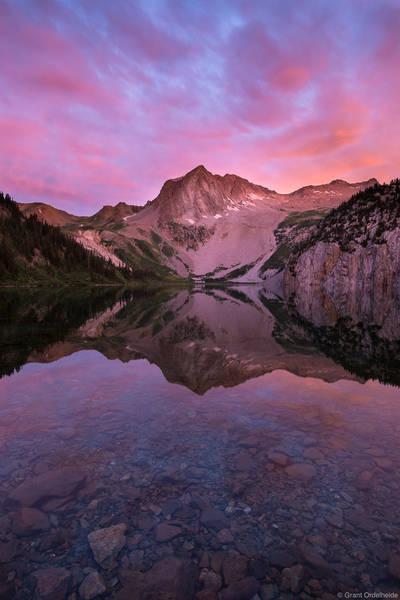 snowmass, lake, maroon bells, wilderness, aspen, colorado, reflected, sunrise