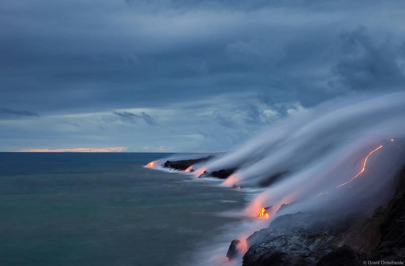 The Ocean Entry