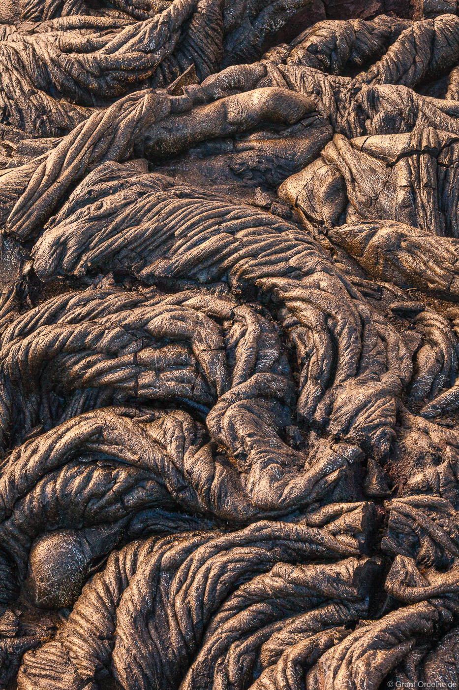 lava, textures, volcanoes, national park, big island, hawaii, cooled, patterns, flow, fields, park, photo