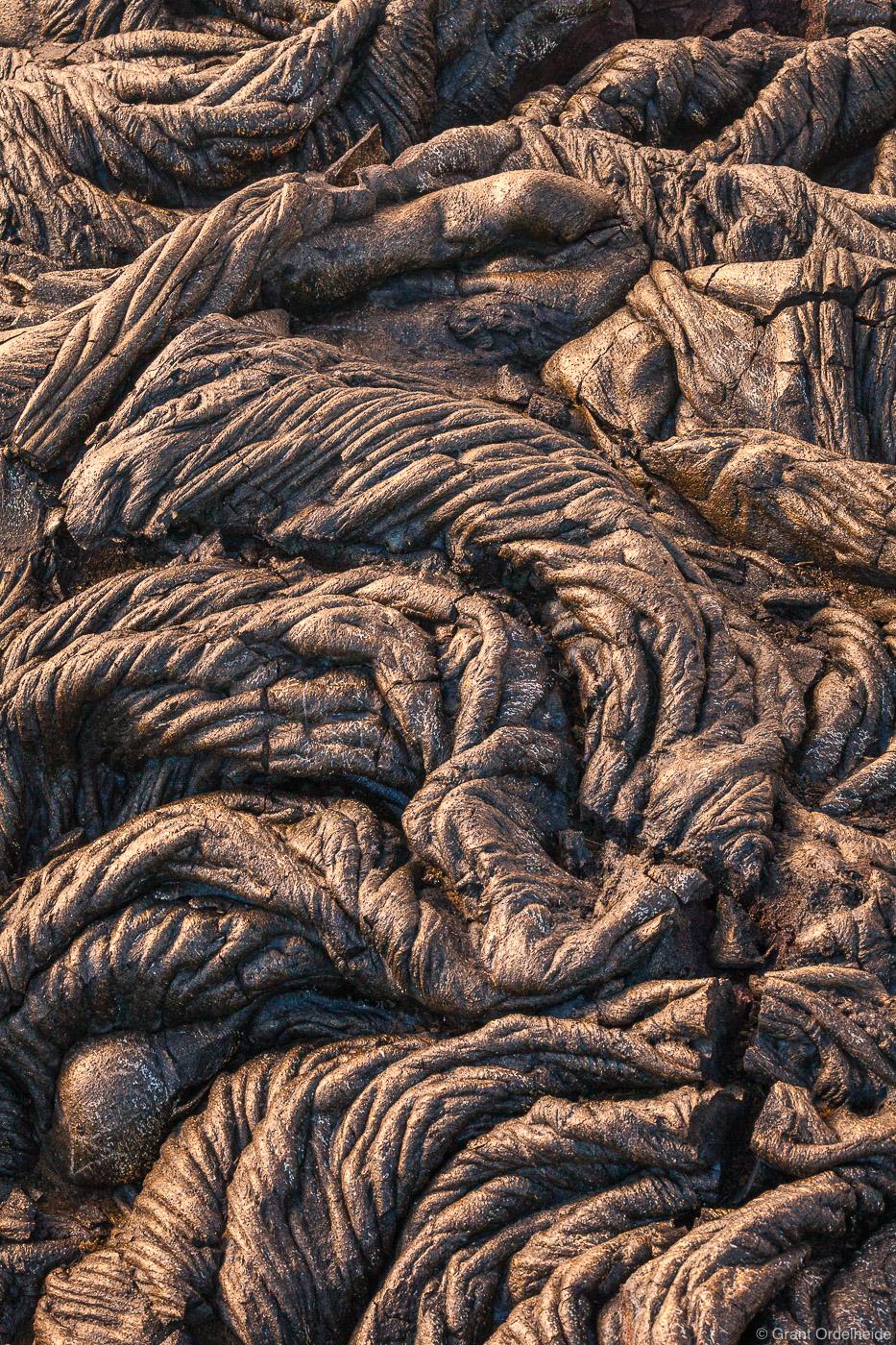 lava, textures, volcanoes, national park, big island, hawaii, cooled, patterns, flow, fields, park, photo
