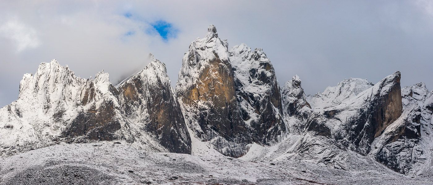 mt., monolith, tombstone, territorial, park, yukon, canada, panorama, mount,