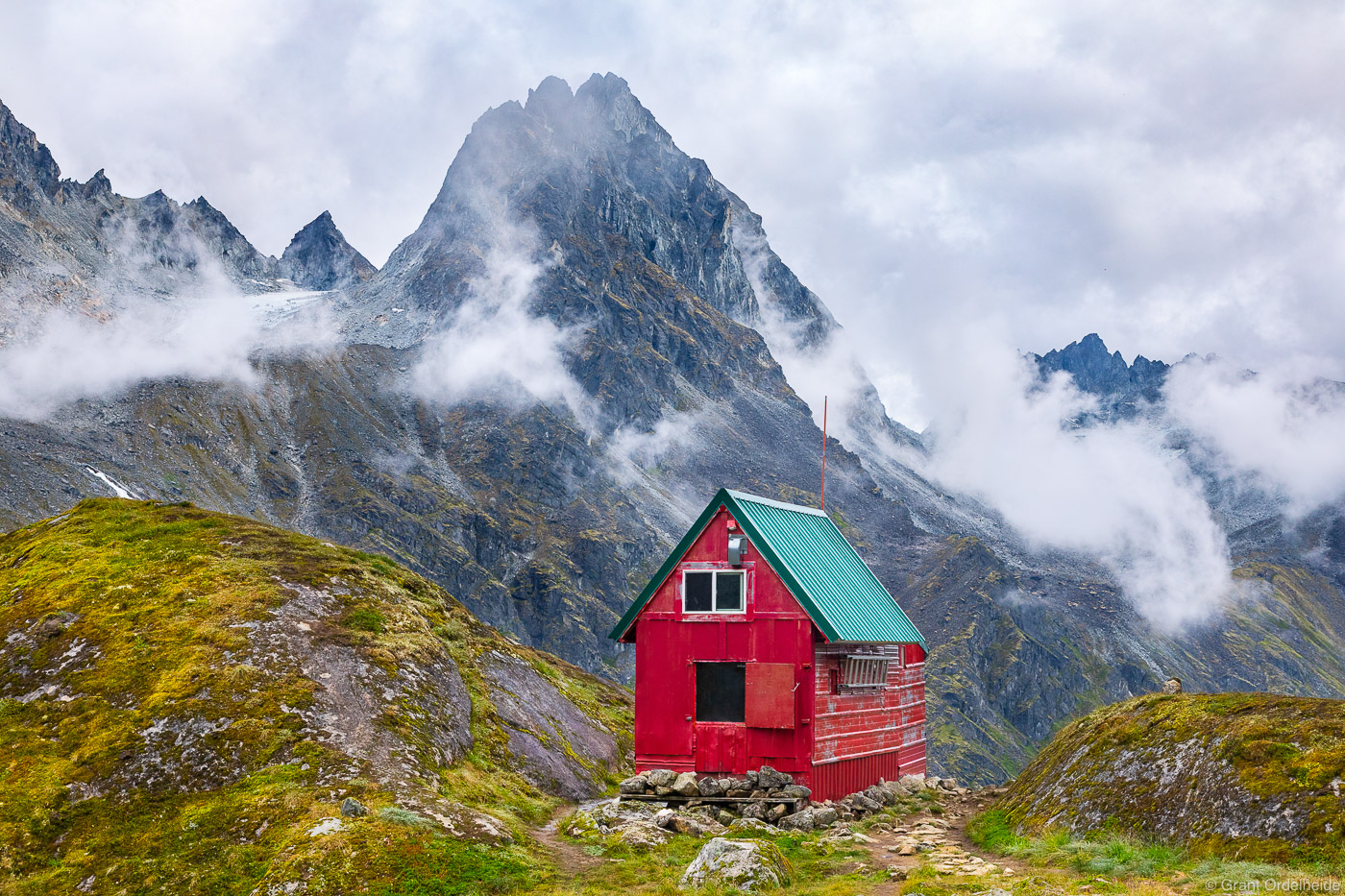 mint, hut, talkeetna, mountains, alaska, picturesque, backcountry, anchorage,