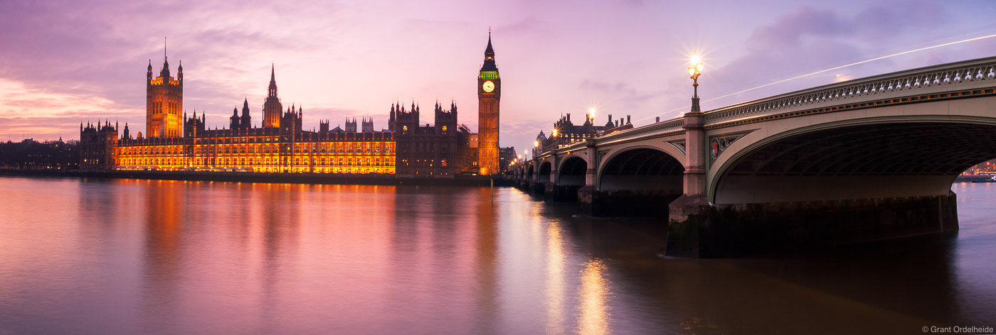 parliament, london, england, big ben, reflected, river, thames, photo