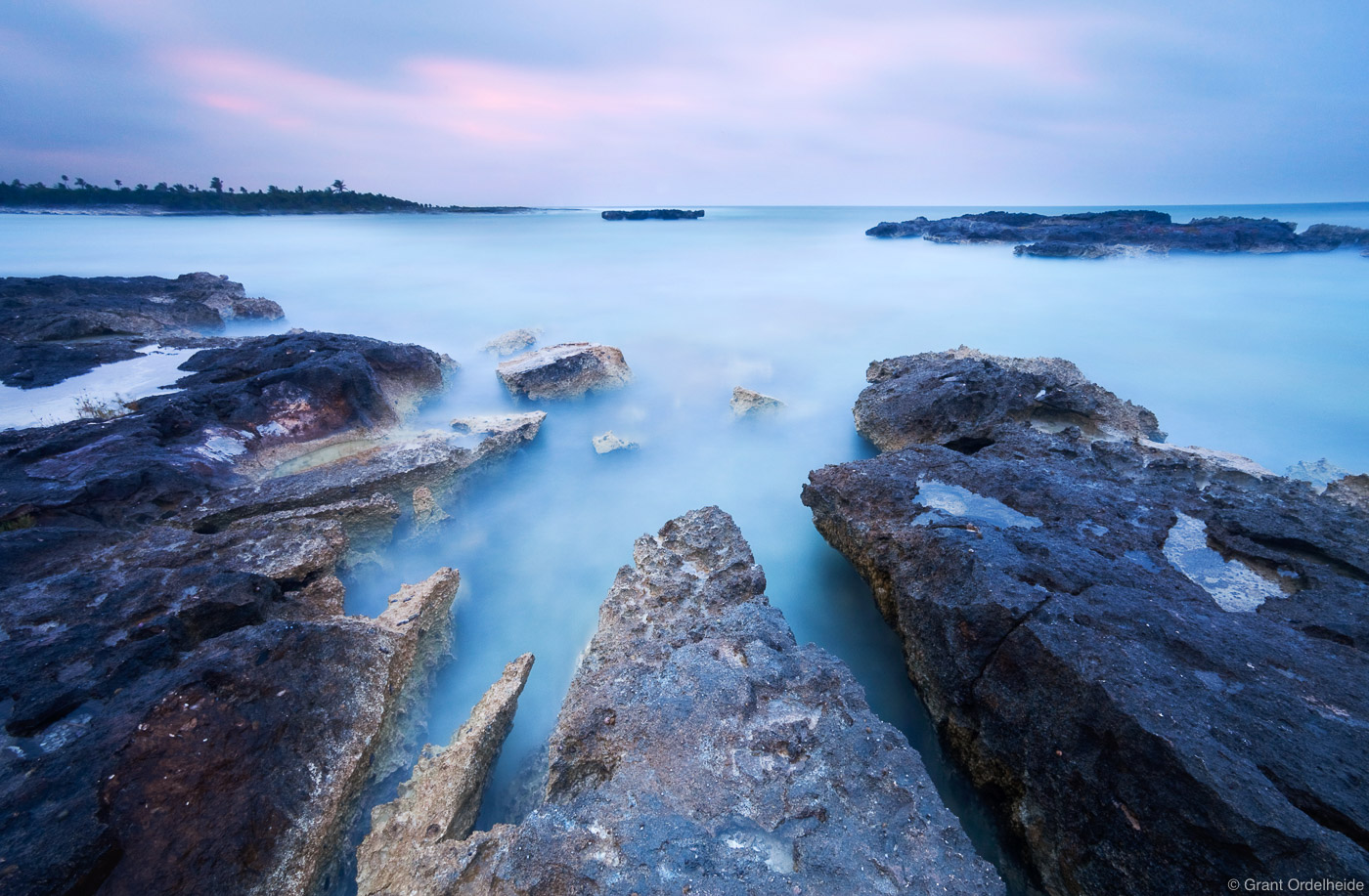 akumal, lagoon, lava, rocks, mexico, yucatan, photo