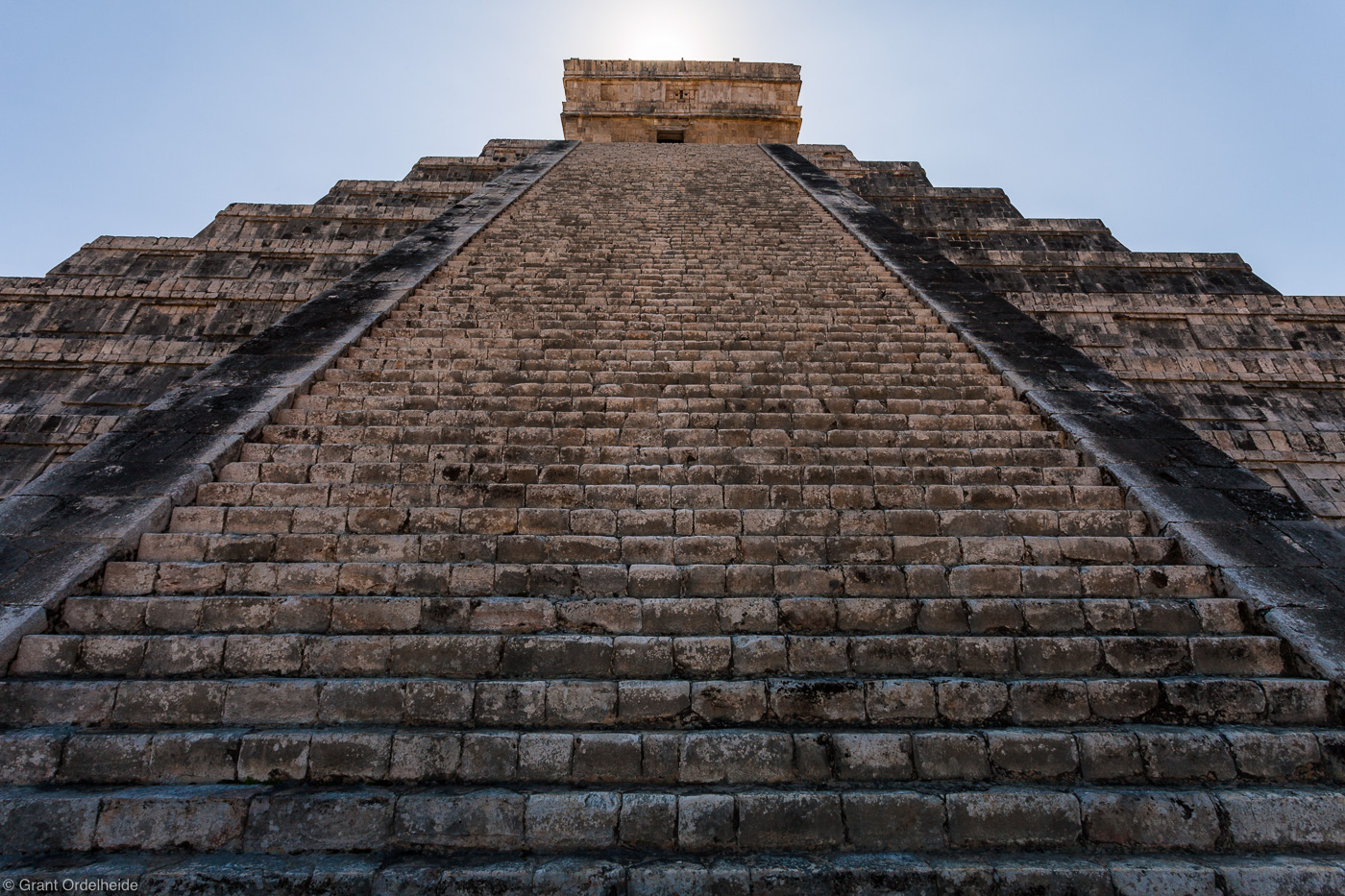 chichen itza, yucatan, mexico, temple of kukulan, historic, structure, el castillo, equinox, photo